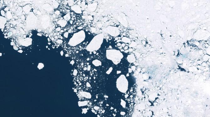 Найдена причина образования озоновой дыры над Арктикой