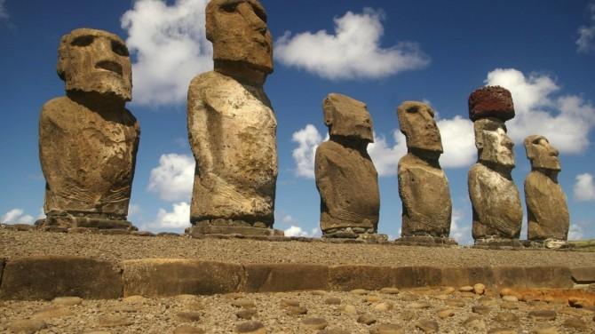 Генетики раскрыли происхождение народа, создавшего идолов острова Пасхи