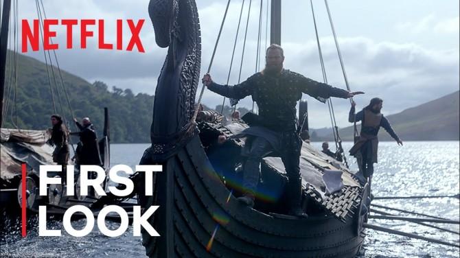 Netflix выпустил первый ролик сериала-продолжения