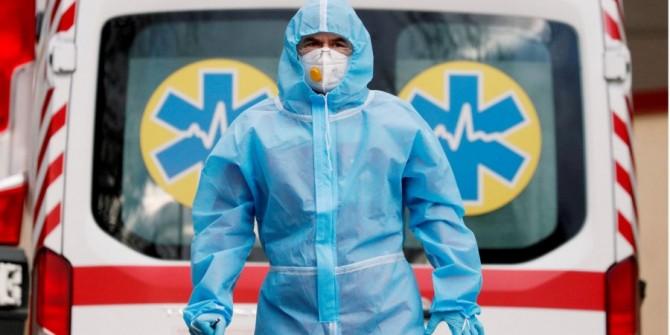 За сутки в Украине обнаружили 3000 инфицированных, в больницы попало вдвое меньше