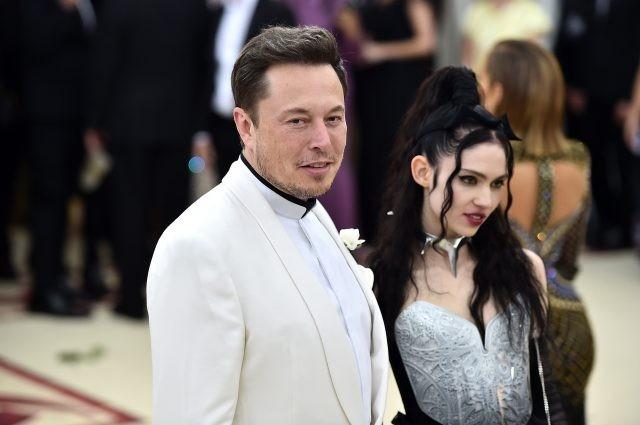 Граймс раскрыла детали расставания с Илоном Маском
