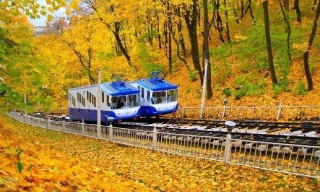 Какой будет погода в Киеве до начала ноября