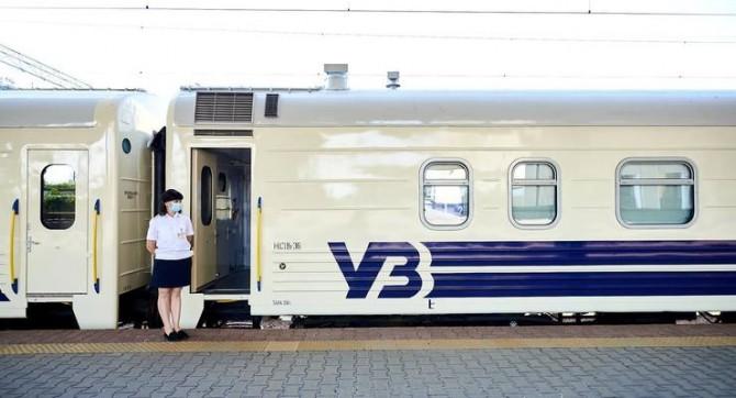 Билет на поезд в Украине теперь можно купить через мессенджеры Viber и Telegram