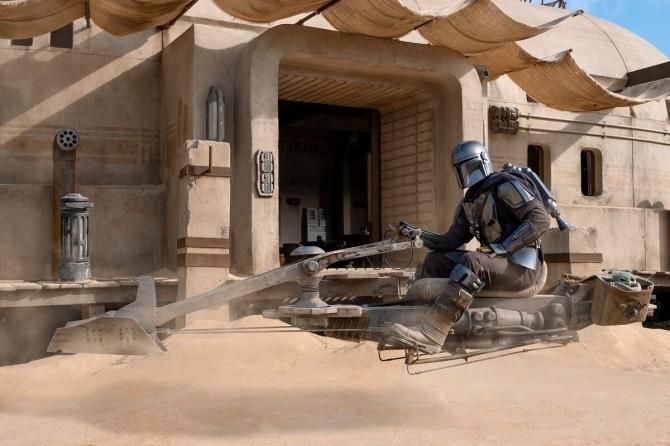 Disney начал работу над 3 сезоном «Мандалорца»
