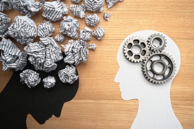 После COVID-19 у людей возникают проблемы с мышлением